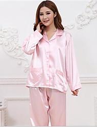 Damen Pyjama - Baumwolle