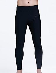 SBART Homme Combinaisons Tenue de plongée Compression Costumes humides 1.5 à 1.9 mm Noir L / XL / XXL / XXXL / XXXXL Plongée
