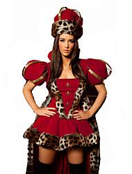 Cosplay-Rouge-Costumes de cosplay-Autre- pourFéminin