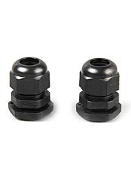 glândula de cabo grande cabeça prensa-cabos nylonplastic PG13,5 m20 * 1.5