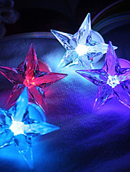1pc New Star Night Light Lamp Lovely Home LED Stage Night Light