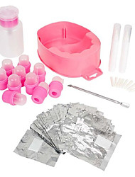 1set Gel Nail Polish Removal Kit