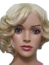 Short Hair Wigs Synthetic Wigs Wave Short Wigs
