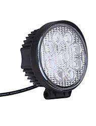 27w circulaire lampe conduit de travail, lampe à LED circulaire, lampe d'inspection circulaire