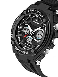 Large Dial Multifunctional Outdoor Sports Watch Waterproof Watch