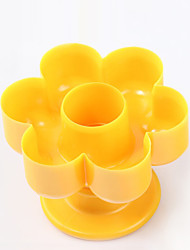 1 pcs Doughnut Tool Donut plastic cinquefoil Mold Cake Desserts Bread Plunger Cutter Kitchen cake tools