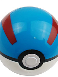 Pocket Little Monster Plastic Super Poke Ball 1 pcs