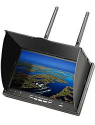 Eachine Eachine LCD5802D FPV-Komponenten / Teile & Zubehör RC Quadrocopter Schwarz Metal / pet