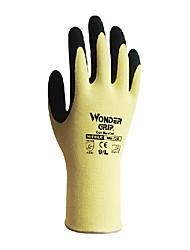 Pergunto Grip® wg-730 contra o corte e perfuração luvas de desgaste de revestimento nitrílica