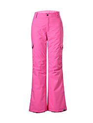 Gsou Schnee outdoor pink Frauen Skihose / Snowboardhose / Frauendameatmungs abgrifffest windproof Hose