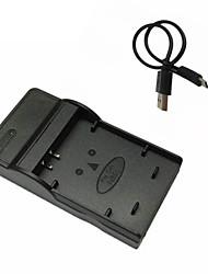 ismartdigi micro usb caméra mobile chargeur de batterie 5l pour canon nb-5l SX210 220 230hs ixsu950 960 970 980 990