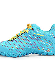 Ботинки / Походные ботинки(Зелёный / Красный / Синий) -Жен.-Пешеходный туризм