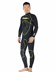 Others Men's Diving Suits Diving Suit Compression Wetsuits 2.5 to 2.9 mm Black S / M / L / XL / XXL Diving