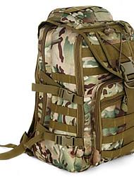 10 L sac à dos Multifonctionnel Noir / Marron / Camouflage Toile