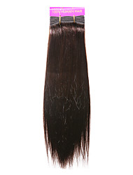 1PC TRES JOLIE Remy Yaki 18Inch Color 4 Human Hair Weaves