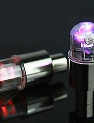 Wheel Lights LED - Cycling Color-Changing AG10 Other Lumens Battery Cycling/Bike / Motocycle-Lights