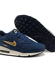Nike Air Max 90 demin canvas  Running Shoes fashion Men's sports airmax 90 training shoes