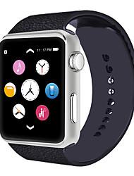 Da uomo Smart watch DigitaleLED / Touchscreen / Calendario / Cronografo / Resistente all'acqua / Due fusi orari / Tre fusi orari /