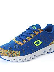 other Running Shoes Men's Anti-Slip Anti-Shake/Damping Performance Low-Top Polyester Latex Rubber Running/Jogging