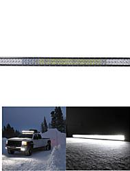 500w combinação 5d auto motor levou Trabalho barra de luz condução fora de estrada Lampada pick-up barco 4WD caminhão LAMPADAS
