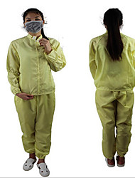 Anti static and clean clothing food factory clean clothes anti-static work clothes