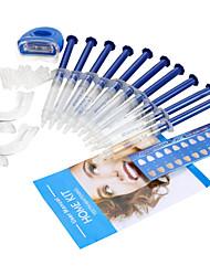 Zhonghua Blanchiment des dents kits Non Testé sur des Animaux / Hypoallergique Adulte Blanc Plastic