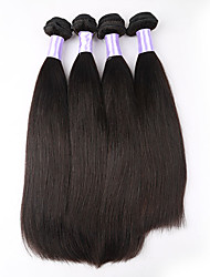 3pcs/lot Malaysian Virgin Hair Straight Human Hair Weft Weave Unprocessed Virgin Human Hair Extension Bundles