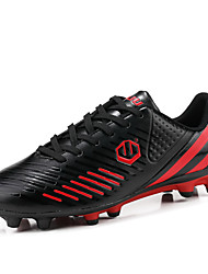 Men's/Women's Shoes Synthetic Athletic Shoes Soccer Lacing Black / Blue / Green / Pink / Gold