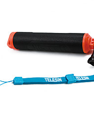 TELESIN Dive Buoy Handheld Floating Bobber Hand Grip for Gopro Hero 5 Black,Hero 5 ,Hero4/3+/3 and Tripod/pole Mount for All Water Sports