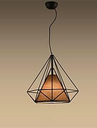 MAX40 Lampe suspendue ,  Traditionnel/Classique / Rustique / Vintage / Lanterne / Globe / Saladier Peintures Fonctionnalité for Style mini