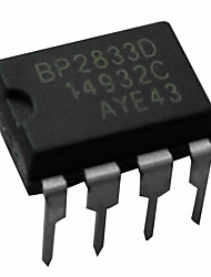 bp2833d dip-8 buck non isolé a conduit puce ic pilote courant constant