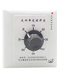 60 Minutes Timer Switch Pump Electrical Panel Adjustable Wholesale Kitchen Timer Time Controller