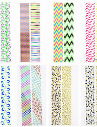 Nail Sticker Nail Art Autocollants 3D pour ongles