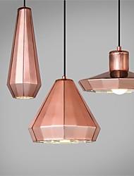 American Style Retro Creative Personality Single Head Glass lamp, the Nordic Bar Bar Bar Cafe Restaurant