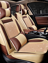 Luxury Car Seat Cover Universal Fits Seat Protector Seat Covers with Pillow set