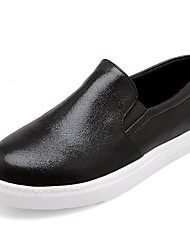 Women's Shoes Loafer Flats Round Toe Slip On Platform Confortable Flats  More Color Available