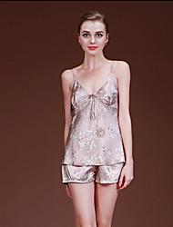 Vêtement de nuit Femme Costumes Polyester