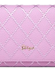 Stiya Fashion Vintage Large Capacity Top Grade Genuine Leather Handiness Lady Wallet