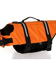 Dog Saver Life Jacket Vest Reflective Pet Preserver Aquatic Safety Size