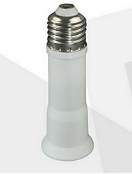 Scalable E27 to E27 LED Bulbs Socket Adapter
