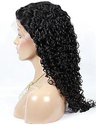 densidade 130% excêntricas cor natural não transformados perucas humano brasileiro encaracolado de cabelo para as mulheres negras