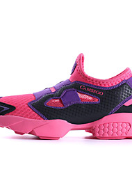 Camssoo Women's Hiking Mountaineer Shoes Spring / Summer / Autumn / Winter Damping / Wearable Shoes Rose Pink 39-40