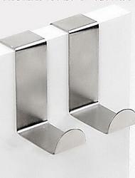 2 Z Shape Stainless Steel Hooks  75g