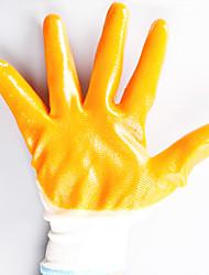 Arbeitsschutz hängen Kunststoffkleber Weich-PVC-adhäsiven Verschleiß Hand Handschuhe