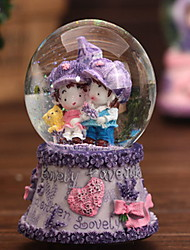 The Crystal Ball Music Box