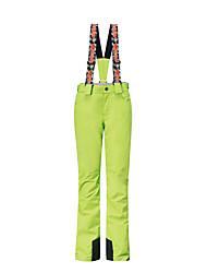 Gsou Schnee Frauen klammern Skihose / Snowboard / Doppelsnowboardhose / Frauendame thermische tragbare Hose