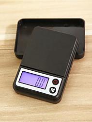 exatidão 0.1g maiores pesando 0,5 kg de jóias mini-eletrônico de bolso portátil balanças eletrônicas