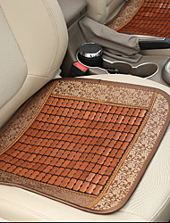 Bamboo Car Seat Cushion Brown