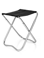 Outdoor Camping Fishing Bump Medium Ultra Light Aluminum Alloy Portable Folding Stool Chair Folding Chair For Fishing