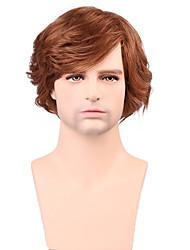 cabelo curto 100% dos homens naturais bonito reta humana